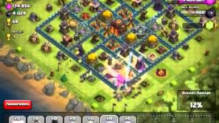 Attacking Mohammad Maher On Clash Of Clans