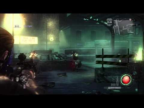 Первое геймплейное видео Resident Evil: Operation Raccoon City