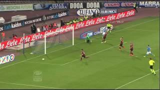 Napoli-Milan 3-0 34a giornata di Serie A TIM 2014/2015 Sintesi (4 min)