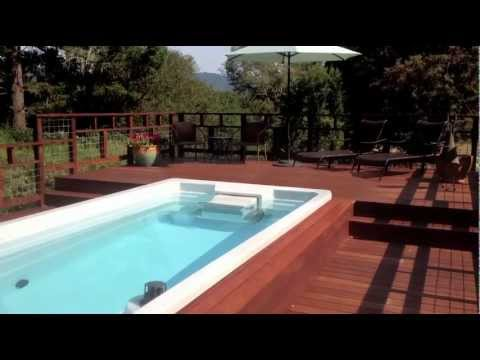 Endless Pools® Swim Spas 2013 Model in Spanish, Español