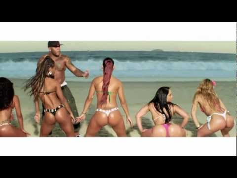 FLO RIDA - TURN AROUND (5,4,3,2,1) [OFFICIAL MUSIC VIDEO] 2011