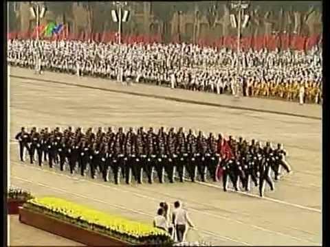 Lễ diễu binh tại Quảng trường Ba Đình