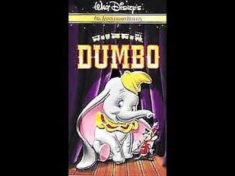 Opening & Closing To Dumbo 2001 VHS