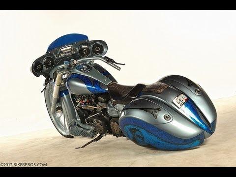 Yamaha Roadliner Bagger