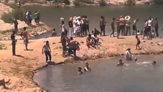 Aparece Un Lago En El Desierto De Tunez