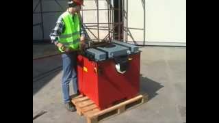 Bending Machine For Work With Rod Iron Atlas Machinery