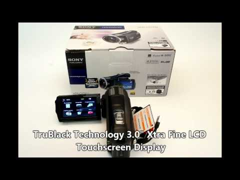 Sony HDR-CX700 Handycam Unboxing/Tutorial & First Look