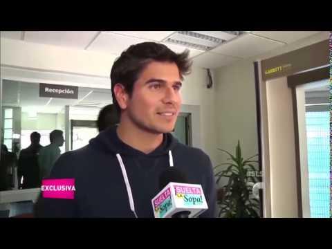 Daniel Arenas aclara los rumores de matrimonio con Maite Perroni(SLS)
