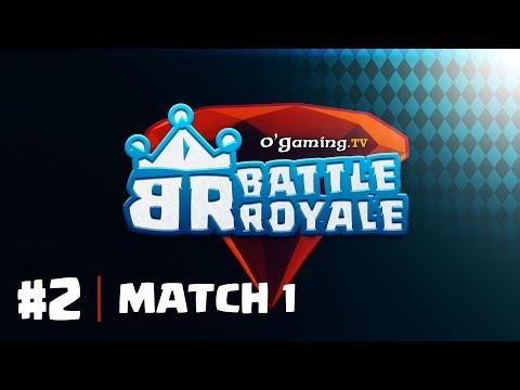 👑 Battle Royale 👑 - Épisode 2 : Le scouting commence !