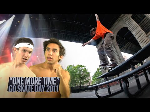 &quot;One More Time&quot; Go Skateboarding Day 2011 Montage!