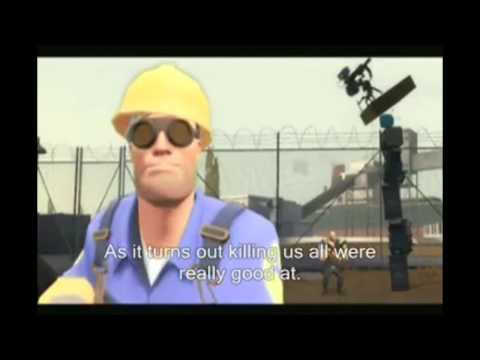Team Fortress 2 - Поиск работы (русская озвучка)