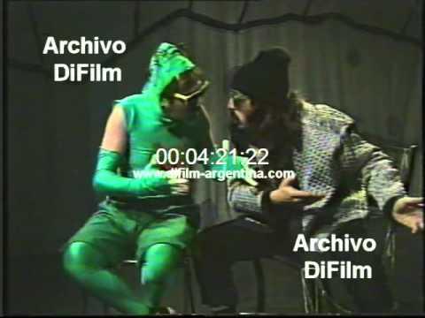 DiFilm - Cablin TV Los cuentos de Tarascon - Parte 1 de 5 (1996)