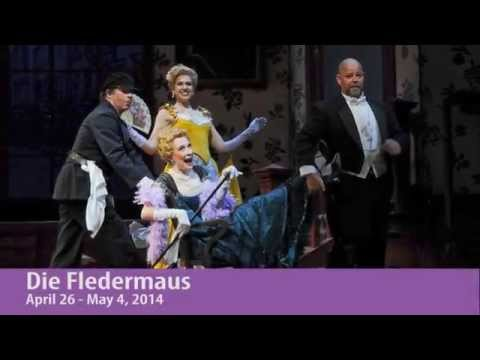 Die Fledermaus presented by Lyric Opera of Kansas City