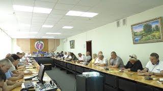 Відбулося засідання Вченої ради ХНУВС