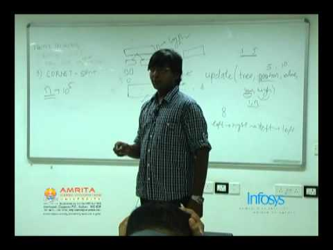 Part 5 of Amrita Infosys Programming Contest Camp 2010