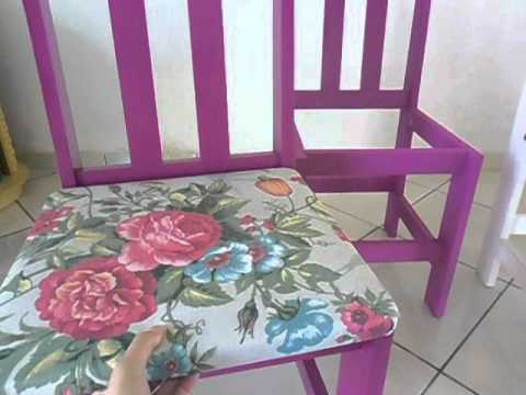 como pintar móveis