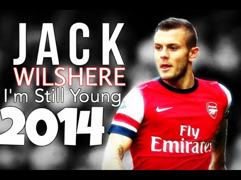 Jack Wilshere 2014 - I'm still young |HD|