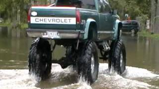 Chevy 4x4 49 Inch Tires