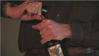 Wine Advice : How To Open A Wine Bottle With A Corkscrew