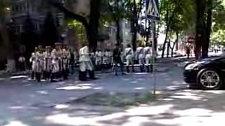 Autoritățile georgiene întâlnite cu mare fast la Chișinău