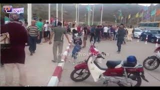 بالفيديو.. شوفو المغاربة و الجزائريين محيحين فالحدود | بــووز