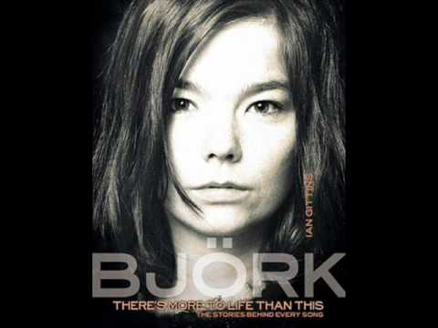Björk - There's more to life than this (studio version)