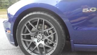 2014 Mustang 5.0 SR Performance Lowering Springs