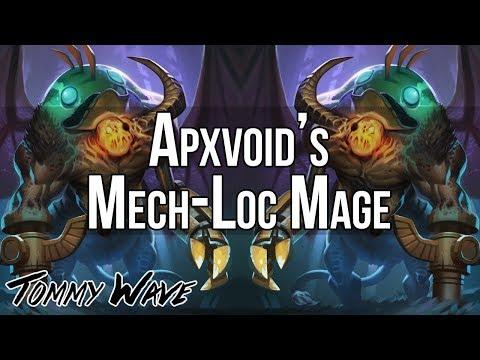 Apxvoid's Mech-Loc Mage - Hearthstone Decks