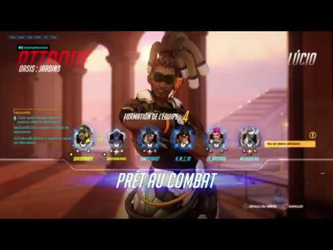 Overwatch Season 8 Git Gud 12 [FR/EN] ASCENSION(PS PLUS GIFTS @ 500 SUBS) - Its A Trap!!