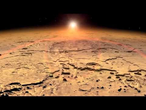 NASA Curiosity Rover Report (April 12, 2013) Mars Bygone Atmosphere video