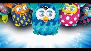 Полный обзор и сравнение Furby и Furby Boom на русском языке