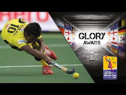 Australia vs Malaysia - Men's Rabobank Hockey World Cup 2014 The Hague Pool A [31/5/2014]