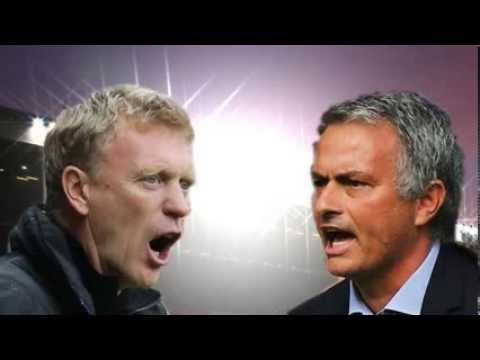 José Mourinho rings David Moyes after the Spurs game