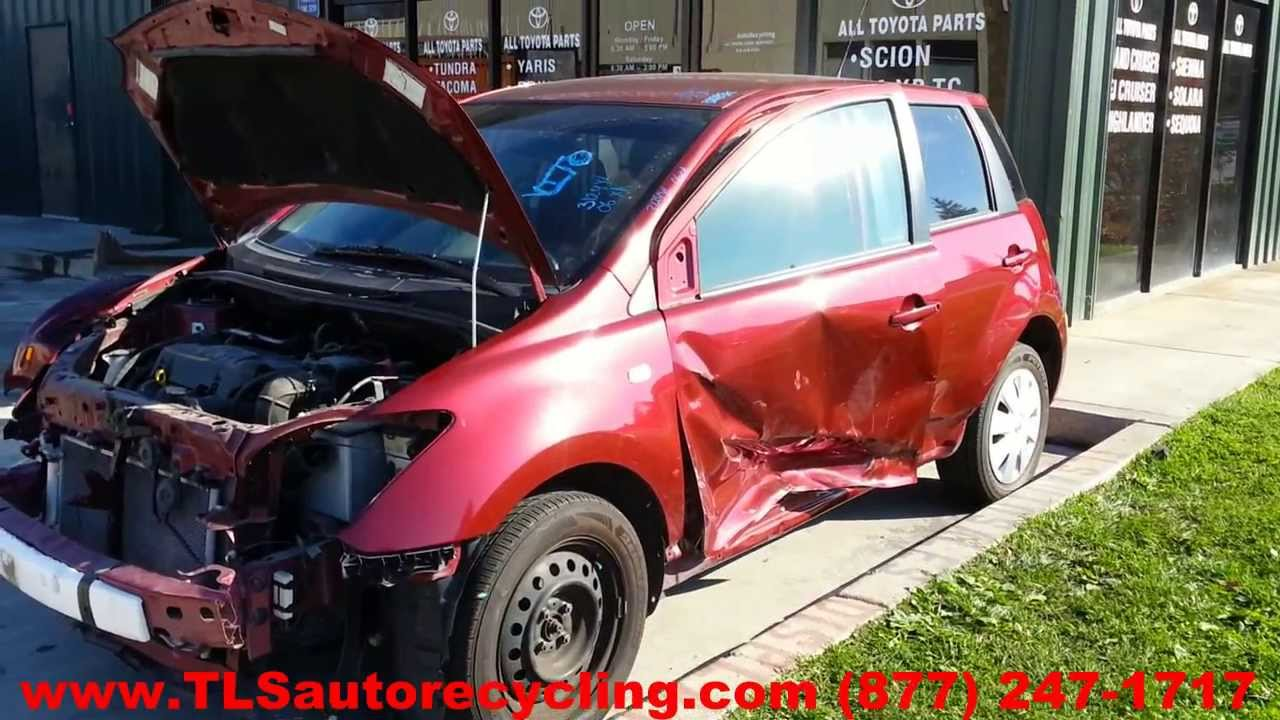 Parting Out 2006 Scion Xa - Stock - 3124yl