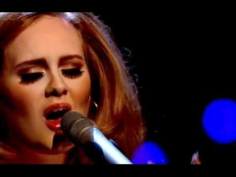 Adele turning tables jonathan ross show sept 2011 youtube - Traduction turning tables adele ...