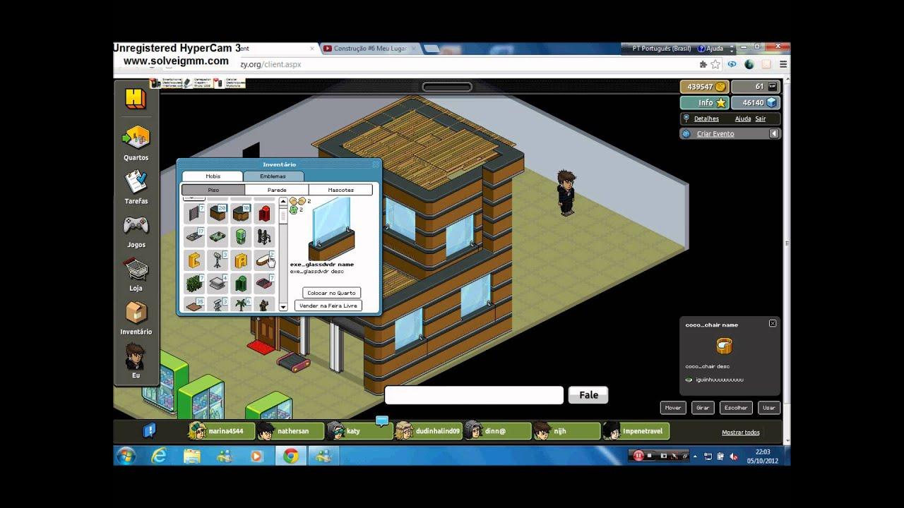 #2772A4 Como Fazer Uma Casa No Habbo   1440x1080 píxeis em Criar Casas 3d
