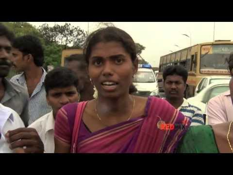 Are we not the citizen of India? Transgender protest in Chennai - Red Pix