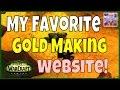 My Favorite WoW Legion Gold Making Website - woweconomy