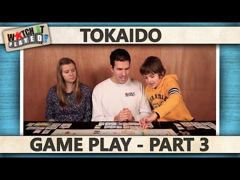 S18E04 - Tokaido - See You At The Inn!