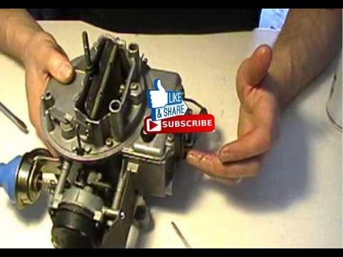 Motorcraft Double Barrel Carburetor Series Videos follow