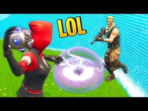 FUNNIEST SHOCKWAVE GRENADE TROLL! | Fortnite Best Moments #50 (Fortnite Funny Fails & WTF Moments)