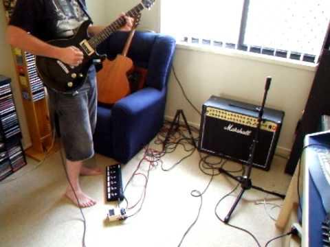 Seymour Duncan SH-4 & SH-2 Tone Test. Clean & Crunch + Coil Tap