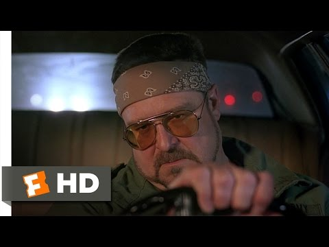 The Big Lebowski (6/12) Movie CLIP - Amateurs (1998) HD