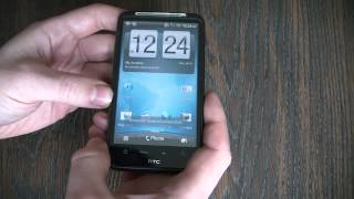 How To Take A Screenshot On An HTC Inspire Smartphone