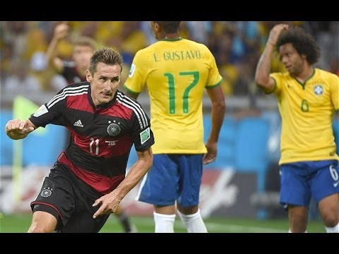 Germany vs Brazil Post Match Analysis - Part 2 - (7-1) - World Cup Semi-Final