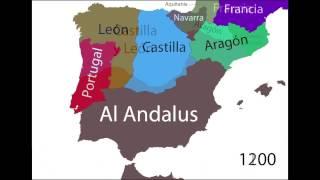 La historia de España en 2 minutos