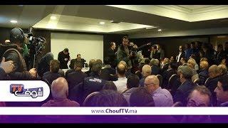 بالفيديو...شوفو ردة فعل رؤساء الرجاء السابقين بعد إستقالة حسبان   |   بــووز
