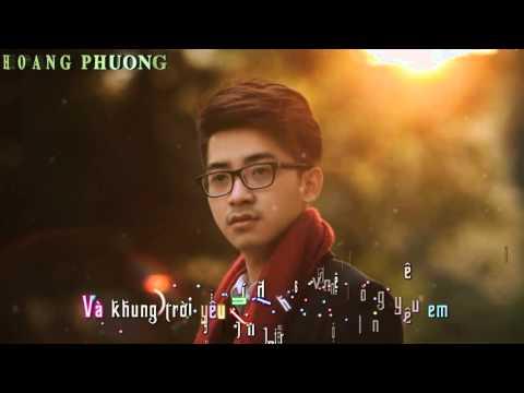Đớn Đau Anh Vẫn Yêu || Châu Khải Phong [ karaoke HD ]