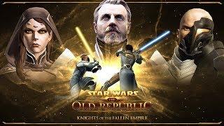 STAR WARS: The Old Republic – The Movie – Episode III: Knights of the Fallen Empire (Jedi Knight)
