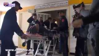 المضاربة فمستشفى محمد الخامس بالدار البيضاء بسبب حادثة البوليس | خارج البلاطو